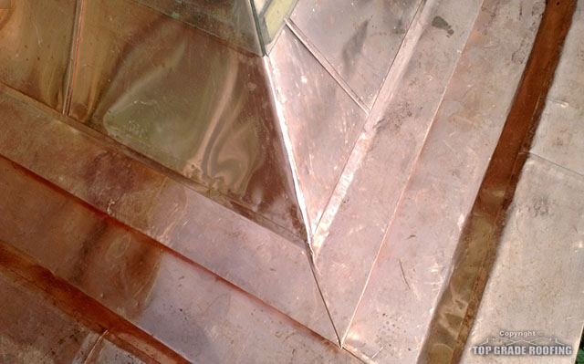 Copper Flashings