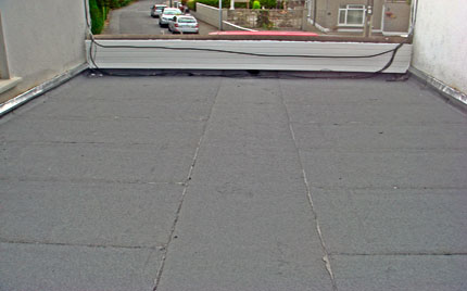 Pro-Torch Flat Roof